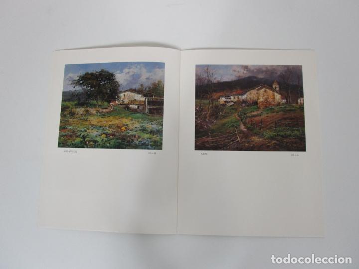 Arte: Catálogo E. Garralda - Galería de Arte La Pinacoteca, Barcelona - Temporada 1989-90 - Foto 8 - 192983287