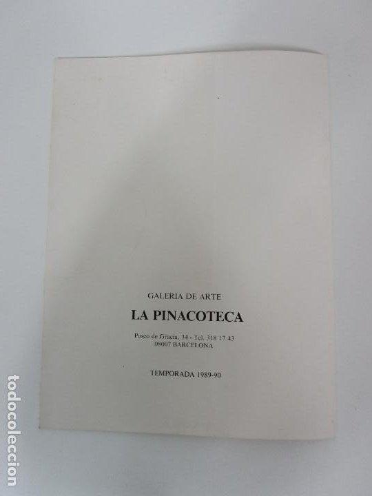 Arte: Catálogo E. Garralda - Galería de Arte La Pinacoteca, Barcelona - Temporada 1989-90 - Foto 10 - 192983287