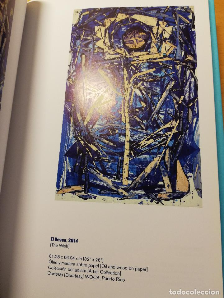 Arte: ARNALDO ROCHE RABELL. EN AZUL: SEÑALES DESPUÉS DEL TACTO / IN BLUE: SIGNALS AFTER TOUCH (FROTTAGES) - Foto 4 - 193037455