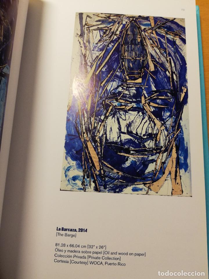 Arte: ARNALDO ROCHE RABELL. EN AZUL: SEÑALES DESPUÉS DEL TACTO / IN BLUE: SIGNALS AFTER TOUCH (FROTTAGES) - Foto 5 - 193037455