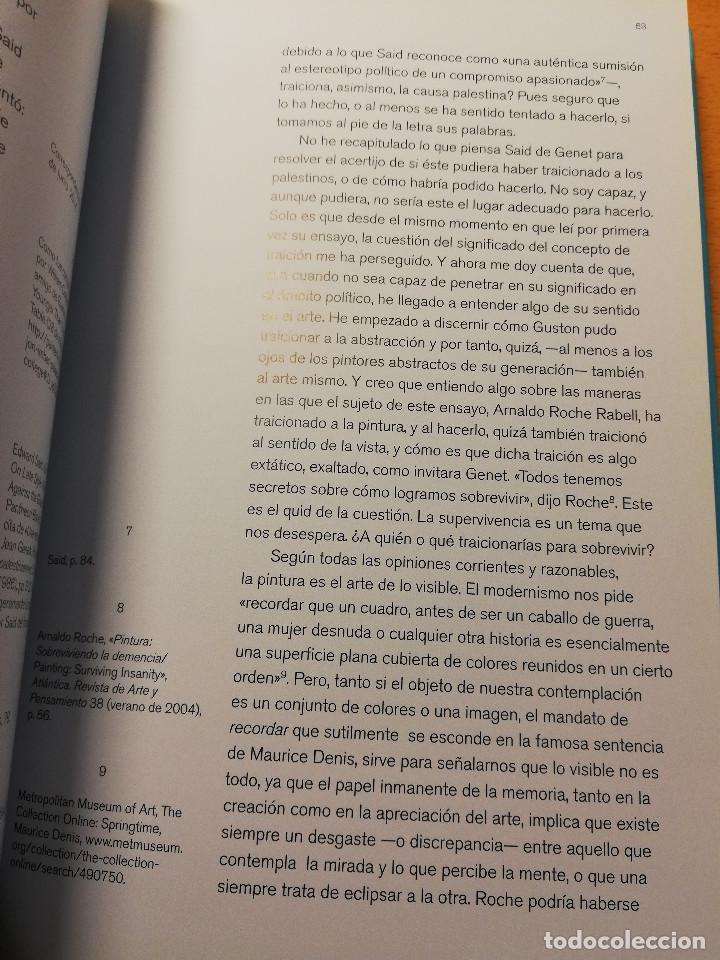Arte: ARNALDO ROCHE RABELL. EN AZUL: SEÑALES DESPUÉS DEL TACTO / IN BLUE: SIGNALS AFTER TOUCH (FROTTAGES) - Foto 6 - 193037455