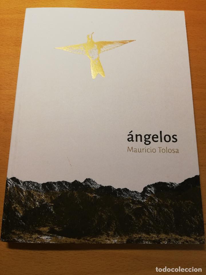 ÁNGELOS. MAURICIO TOLOSA (Arte - Catálogos)
