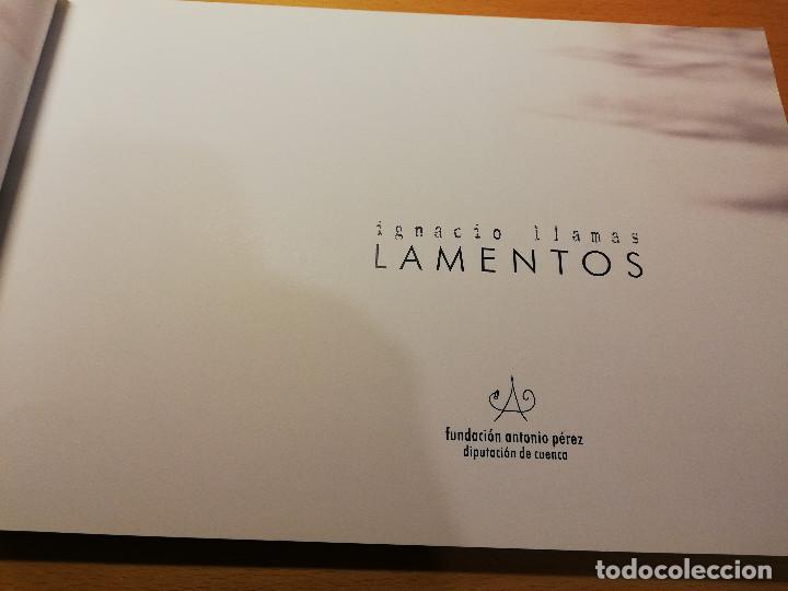 Arte: LAMENTOS. IGNACIO LLAMAS (FUNDACIÓN ANTONIO PÉREZ) - Foto 2 - 193037748