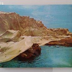 Arte: CHRISTO Y JEANNE CLAUDE: WRAPPED COAST, EDICIÓN LIMITADA Y FIRMADA, 1969. Lote 208695048