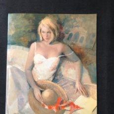 Arte: JOAN MARTI -SALA NONELL EXPOSICIÓN 1994 BARCELONA. . Lote 193792576