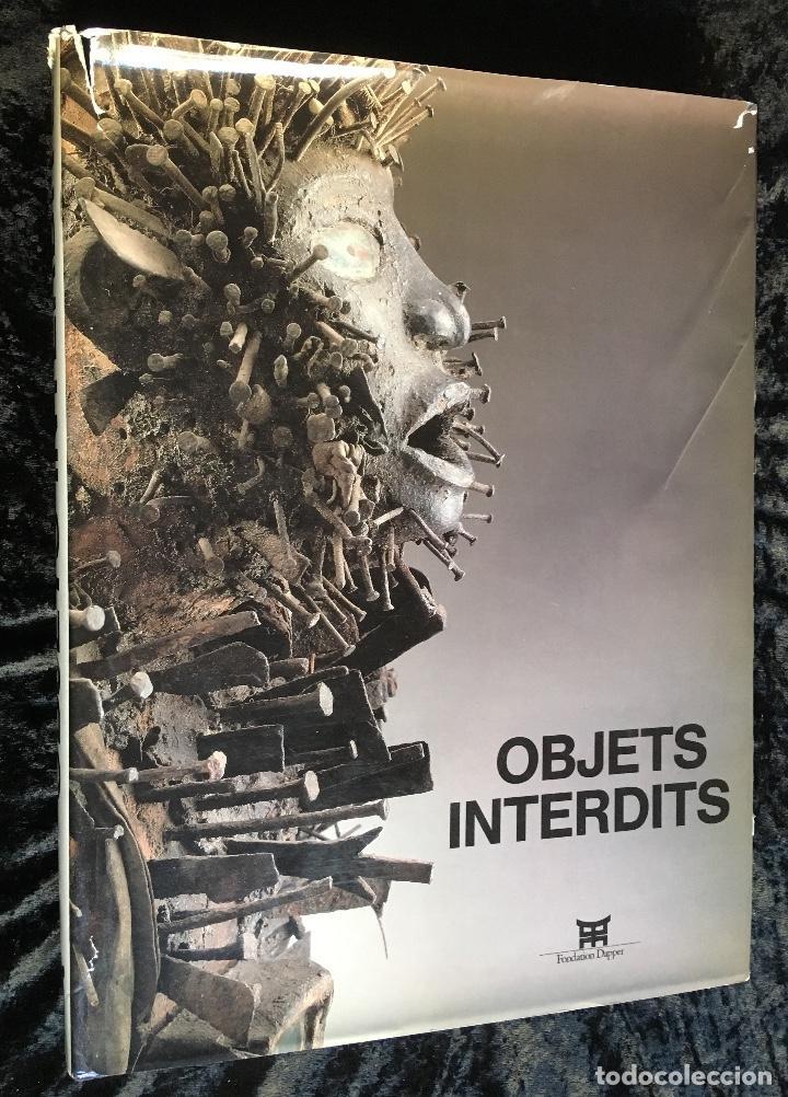 OBJECT INTERDITS - ARTE AFRICANO - DAPPER (Arte - Catálogos)