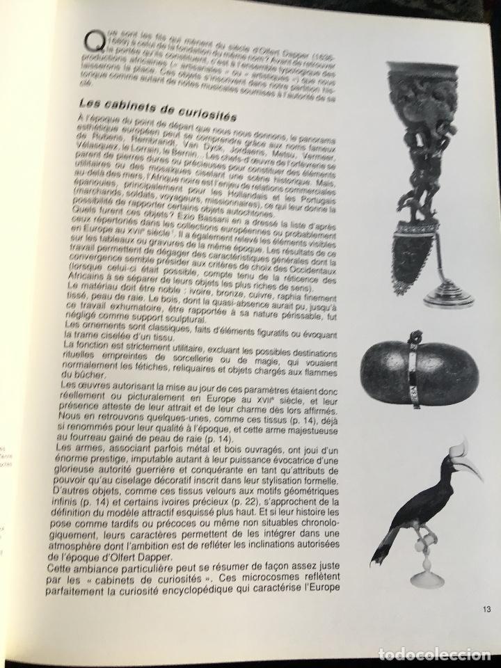 Arte: OBJECT INTERDITS - ARTE AFRICANO - DAPPER - Foto 7 - 193902821