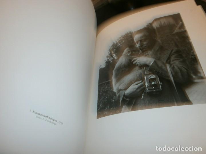 Arte: ANTOLOGIA FOTOS EMMANUEL SUEGEZ 1889-1972 SALA EXPOSICIONES CANAL MADRID 1995 26X21 198 pg. - Foto 2 - 194195637