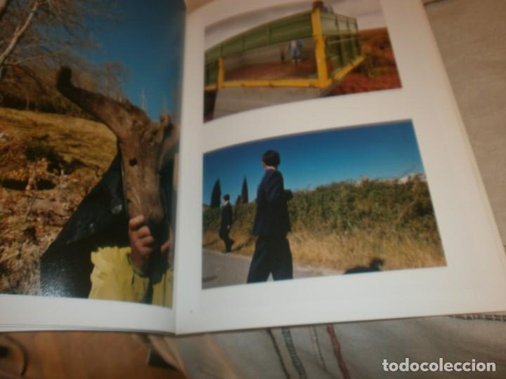 Arte: Cristóbal Hara Contranatura fotos catálogo exposición 2006 Madrid la Fabrica Editorial 32X24 111 pg - Foto 4 - 194195956