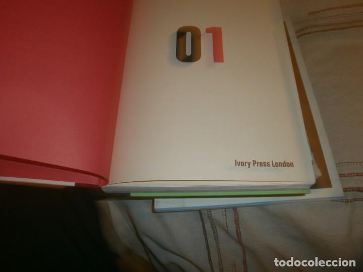 Arte: International Photo Magazine nomber one 2006 Ivory Press London 3 idiomas 256 pg. 34X23 cm. - Foto 3 - 194197470