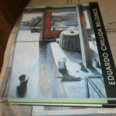 Arte: EDUARDO CHILLIDA BELZUNCE 1969 2004 SAN TELMO MUSEOA 2005 CATÁLOGO EXPOSICIÓN 30X24.5 135 PG.. Lote 194197643