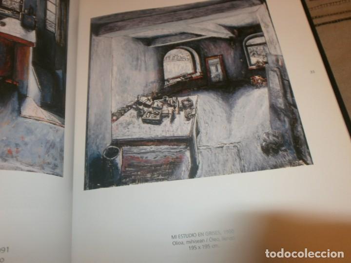 Arte: Eduardo Chillida Belzunce 1969 2004 San Telmo Museoa 2005 catálogo exposición 30X24.5 135 pg. - Foto 3 - 194197643