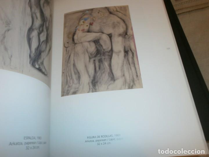 Arte: Eduardo Chillida Belzunce 1969 2004 San Telmo Museoa 2005 catálogo exposición 30X24.5 135 pg. - Foto 5 - 194197643