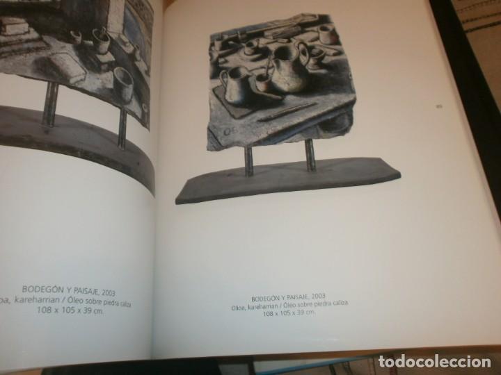 Arte: Eduardo Chillida Belzunce 1969 2004 San Telmo Museoa 2005 catálogo exposición 30X24.5 135 pg. - Foto 6 - 194197643