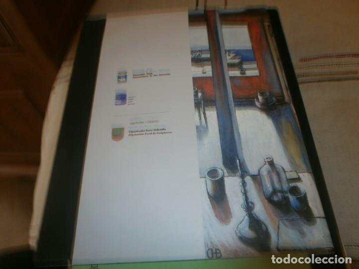 Arte: Eduardo Chillida Belzunce 1969 2004 San Telmo Museoa 2005 catálogo exposición 30X24.5 135 pg. - Foto 7 - 194197643