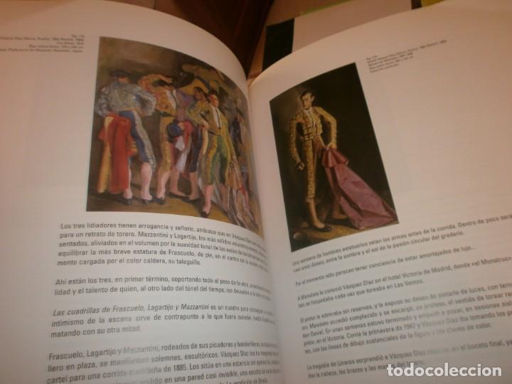 Arte: Taurus del mito al ritual Museo Bellas Artes de Bilbao 2010 medida 27 X 25 X 3,5 cm. 400 pg. - Foto 6 - 194197990