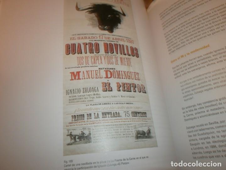 Arte: Taurus del mito al ritual Museo Bellas Artes de Bilbao 2010 medida 27 X 25 X 3,5 cm. 400 pg. - Foto 7 - 194197990