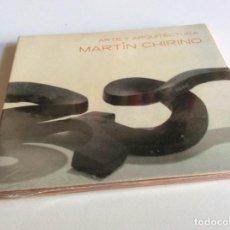 Arte: CATÁLOGO CDROM MULTIMEDIA PARA PC CON WINDOWS DE LA OBRA DE MARTIN CHIRINO P LA COLECCIÓN ARTE Y AR. Lote 194285337