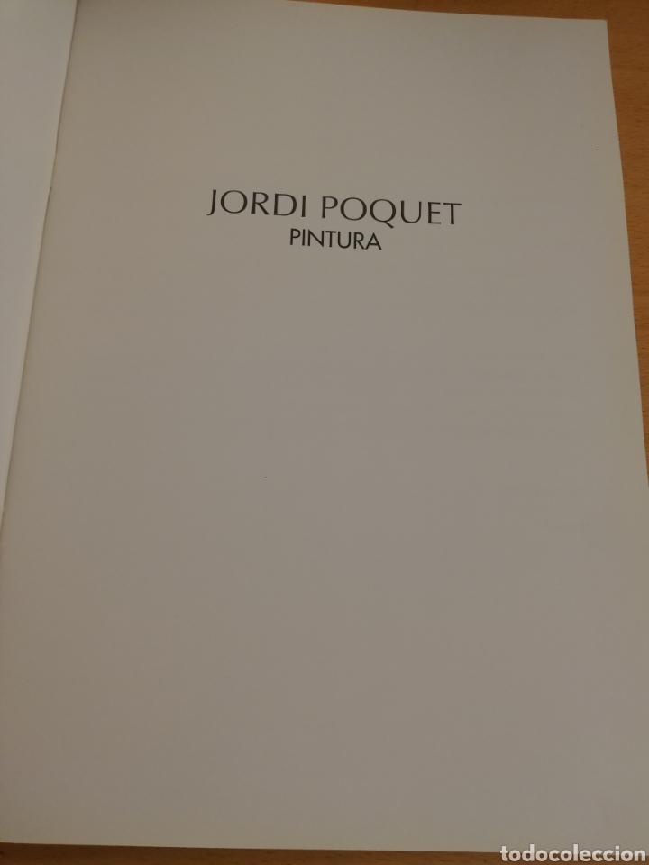 Arte: JORDI POQUET. PINTURA - Foto 2 - 194405825