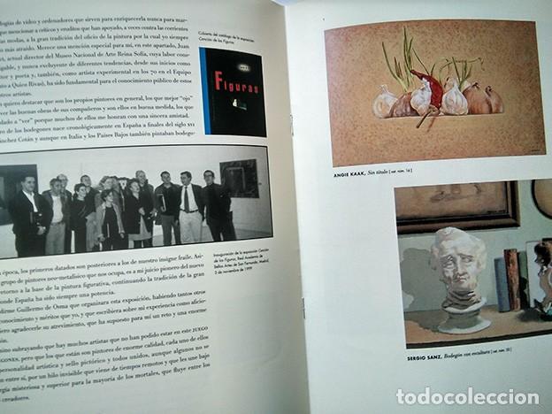 Arte: Juego de Bodegones. Textos Antonio Bonet y Álvaro Villacieros. Guillermo de Osma, 2001 - Foto 2 - 194512675