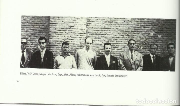 Arte: Grupo el Paso. Rafael Canogar y vv.aa, 50 años.Catálogo, 2007, 159 pág.Gran formato - Foto 2 - 194536642