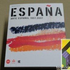 Arte: PAPARONI, DEMETRIO: ESPAÑA. ARTE ESPAÑOL 1957-2007. Lote 194694085