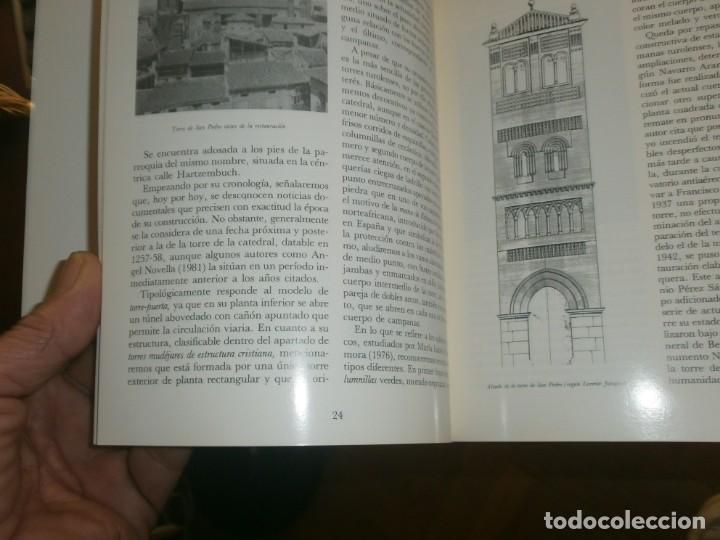 Arte: El Mudéjar de Teruel Patrimonio de la Humanidad 1987 Catálogo exposición 59 pg. medida 22.5X17.5 cm. - Foto 3 - 194781586