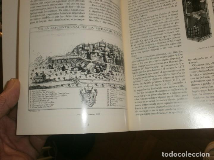 Arte: El Mudéjar de Teruel Patrimonio de la Humanidad 1987 Catálogo exposición 59 pg. medida 22.5X17.5 cm. - Foto 4 - 194781586