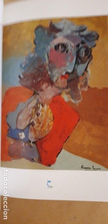 Arte: 1 CATÁLOGO DE ** ARSENIA TENORIO . PINTORA . ** 1992 VALLDUM ARTE - Foto 2 - 194785376