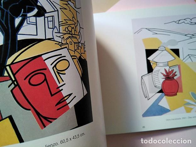 Arte: Juan Calonje · Madrid 1952-2001 últimas obras. Galería BAT-Alberto Cornejo, 2001 - Foto 2 - 194903658