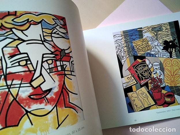 Arte: Juan Calonje · Madrid 1952-2001 últimas obras. Galería BAT-Alberto Cornejo, 2001 - Foto 3 - 194903658