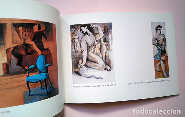 MIGUEL PEÑA · COLLAGE. GALERÍA BAT-ALBERTO CORNEJO, 2000 (Arte - Catálogos)