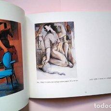 Arte: MIGUEL PEÑA · COLLAGE. GALERÍA BAT-ALBERTO CORNEJO, 2000 . Lote 194903775