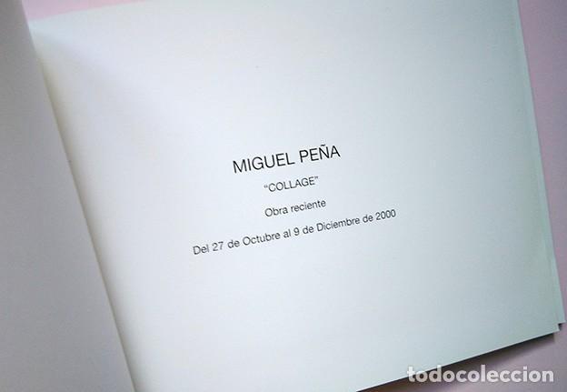 Arte: Miguel Peña · Collage. Galería BAT-Alberto Cornejo, 2000 - Foto 3 - 194903775