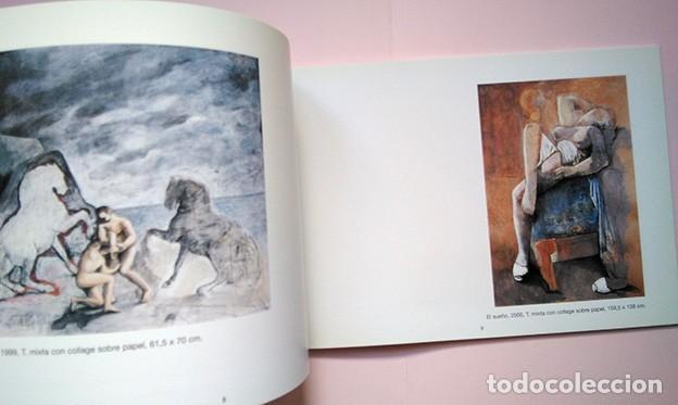 Arte: Miguel Peña · Collage. Galería BAT-Alberto Cornejo, 2000 - Foto 4 - 194903775