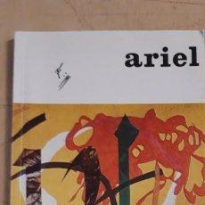 Arte: 1 REVISTA DE ** ARIEL . ARTES Y LETRAS DE ISRAEL** JERUSALEM 1993. Lote 194941837