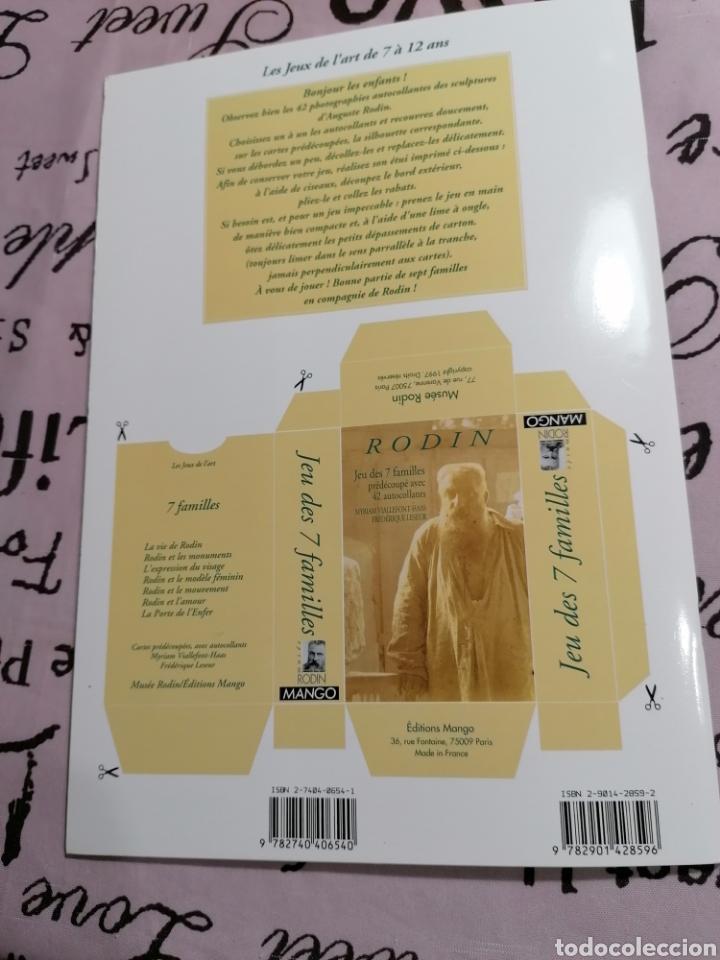 Arte: Rodin libro de Cartas fotos de esculturas - Foto 5 - 195137502