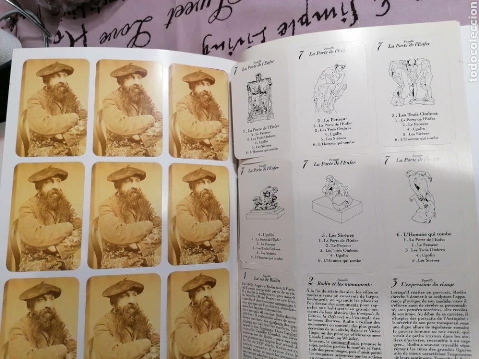 Arte: Rodin libro de Cartas fotos de esculturas - Foto 6 - 195137502