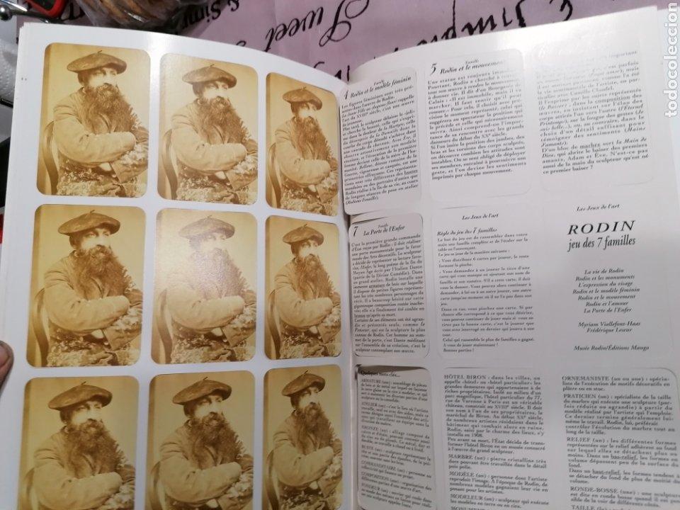 Arte: Rodin libro de Cartas fotos de esculturas - Foto 7 - 195137502