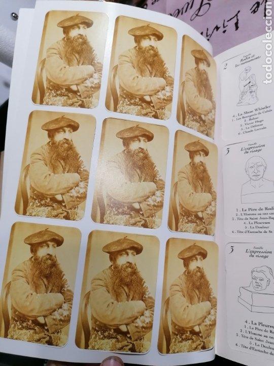 Arte: Rodin libro de Cartas fotos de esculturas - Foto 9 - 195137502