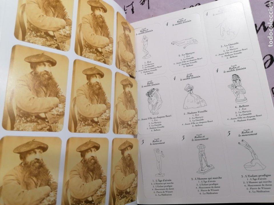 Arte: Rodin libro de Cartas fotos de esculturas - Foto 11 - 195137502