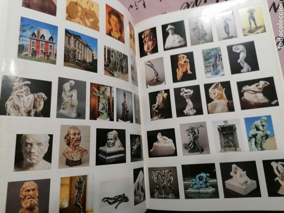 Arte: Rodin libro de Cartas fotos de esculturas - Foto 2 - 195137502