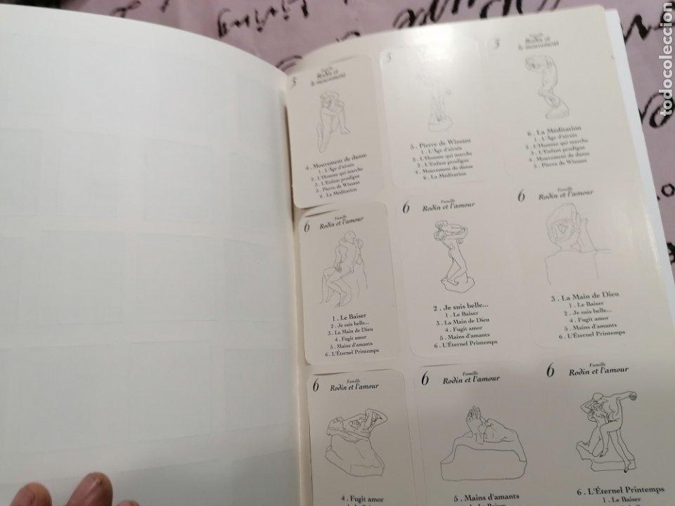 Arte: Rodin libro de Cartas fotos de esculturas - Foto 3 - 195137502