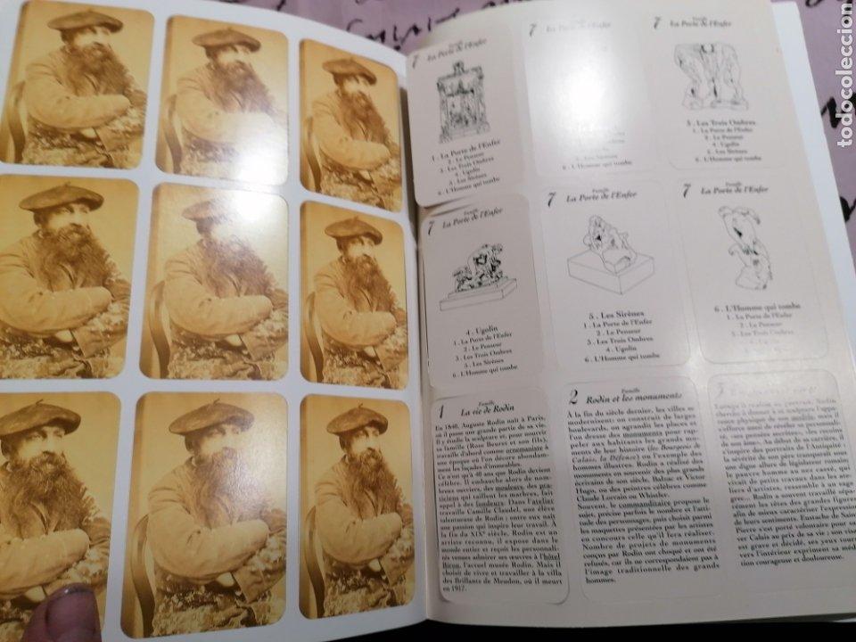 Arte: Rodin libro de Cartas fotos de esculturas - Foto 4 - 195137502