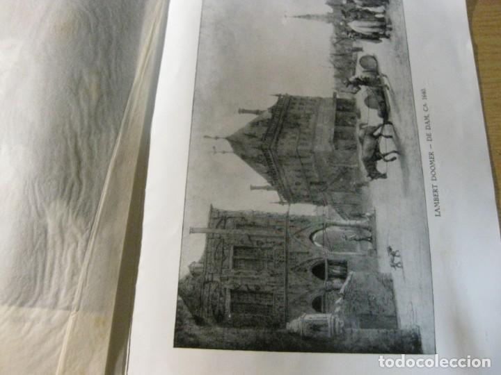 Arte: catalogo exposicion rembrandt . galeria muller amsterdam año 1932 expositie diptico - Foto 3 - 195149228