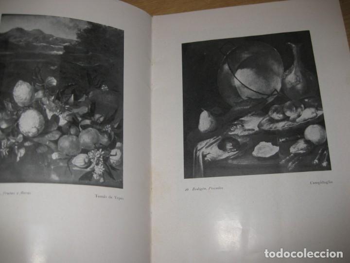 Arte: catalogo exposicion y venta de cuadros antiguos . sala pares barcelona . 1935 col. conde malladas - Foto 3 - 195149577