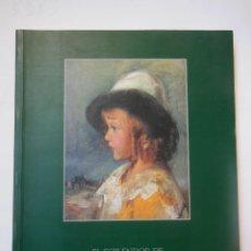 Arte: EL ESPLENDOR DE LA PINTURA VALENCIANA (1868-1930) PRECIOSISMO Y SIMBOLISMO. Lote 195165703