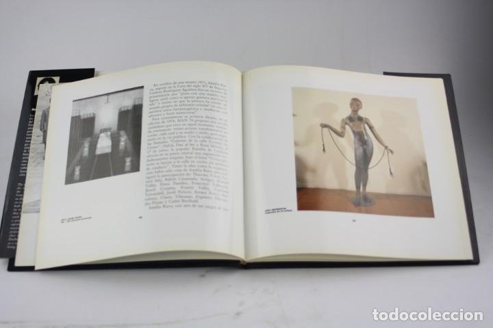 Arte: Amèlia Riera, Maria Lluïsa Borràs, 1990, Àmbit editorial, con dedicatoria, Barcelona. 27x25cm - Foto 3 - 195276740