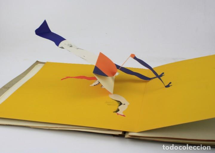 Arte: Mes-plec, 4 poemes de Santos Torroella, Arranz-Bravo, Bartolozzi, Llimós, Sala, 1967, Sala Gaspar. - Foto 3 - 195278946