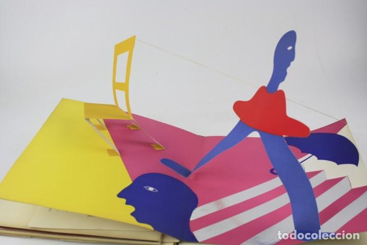 Arte: Mes-plec, 4 poemes de Santos Torroella, Arranz-Bravo, Bartolozzi, Llimós, Sala, 1967, Sala Gaspar. - Foto 5 - 195278946